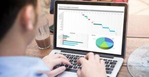 web marketing dati statistici computer
